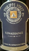 RENAISSANCE - VIN DE FRANCE - ROUGE - 2014  - 75CL - 14,5%