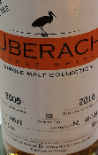 X YEARS AFTER - WHISKY ALSACE - UBERACH - 2005 - 50CL - 51,8%