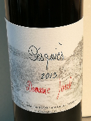 PESQUIES - VIN DE FRANCE - 13,5% - 2013 - ROUGE - 75CL