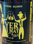 BIERE 6% - YERMAT - MORBIHAN (56)- PORT LOUIS - BLONDE - 75CL